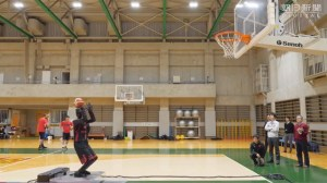 Toyota's basketball robot is why humans should give up and go home