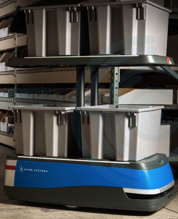 6 River Systems raises $25 million for its warehouse robots