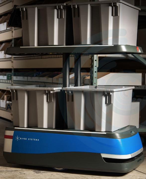 6 River Systems raises $25 million for its warehouse robots