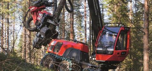 Komatsu acquires forest machine simulator firm Oryx Simulations