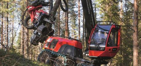 Komatsu acquires forest machine simulator firm Oryx Simulations