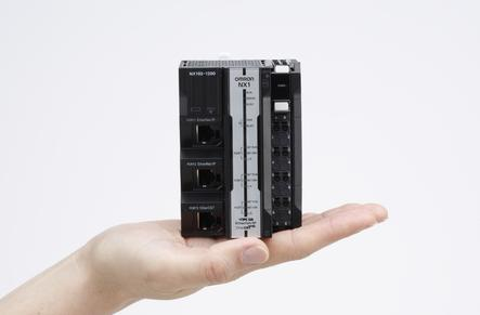 Omron introduces the NX1-Series controller