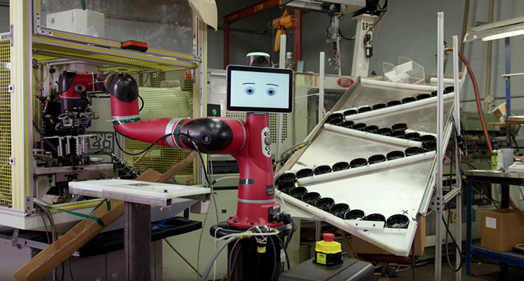 PMC 'increases efficiency and quality' with Rethink Robotics' Sawyer