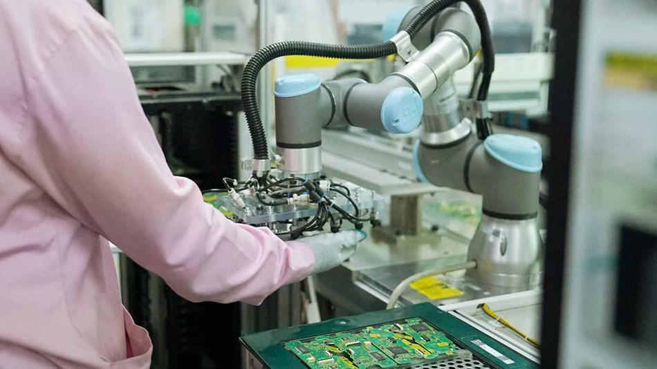 Universal Robots eyes large automation market potential in Vietnam