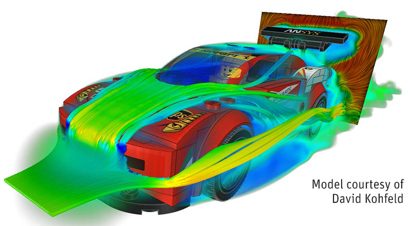 Ansys claims 'first comprehensive solution' for simulation-based digital twins