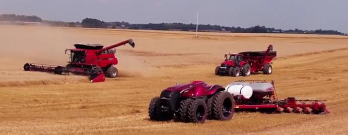 Autonomous Solutions wins Edison Award Gold Winner for Tractor Concept