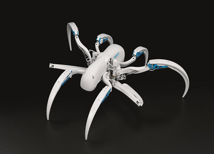 festo BionicWheelBot_1 small