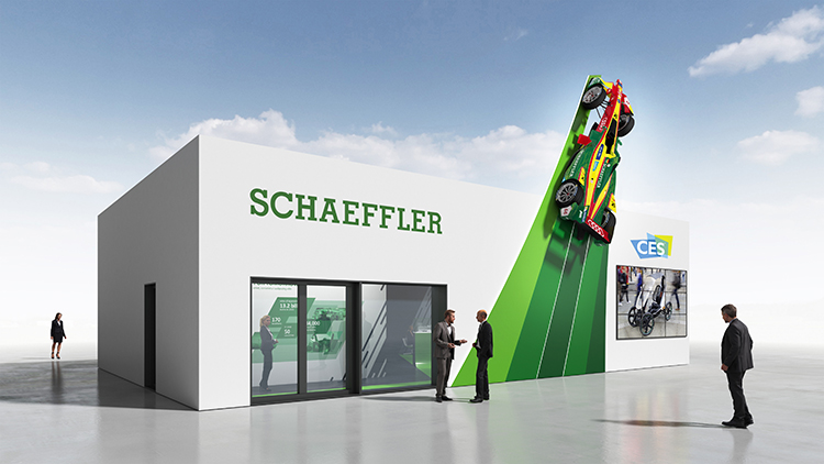 Schaeffler reports three divisions for the first time and confirms guidance for the year