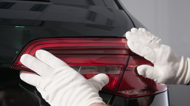 Audi uses Stratasys 3D printer to prototype tail light covers