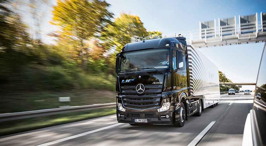 Daimler Trucks confirms 'significant increase' in unit sales worldwide