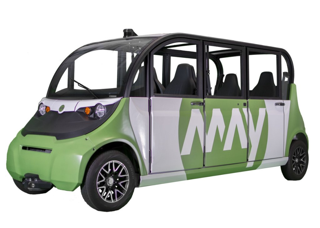 may mobility shuttle 1