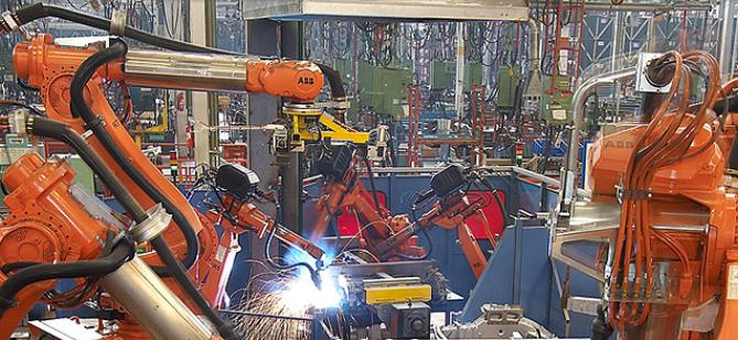 ABB to acquire AB Rotech to expand automotive welding solutions