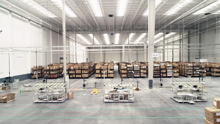 Geek Plus Robotics integrates 'one of the largest robotics warehouses' in Asia