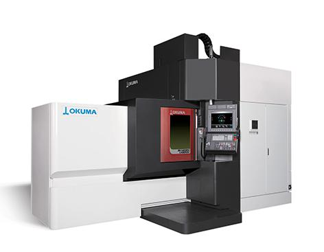 Okuma launches new CNC machine with additive manufacturing functions