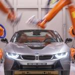 BMW introduces robotic X-ray measurement for prototype vehicle analysis