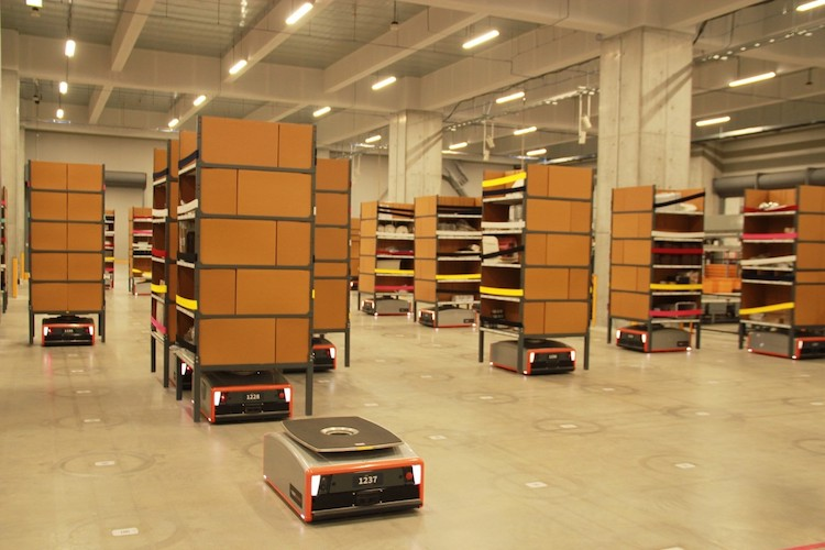 GreyOrange opens US headquarters in Atlanta and plans to build 20,000 robots