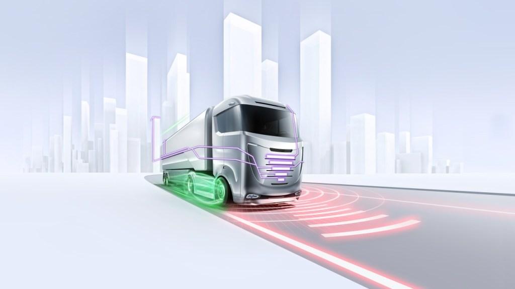 Bosch reveals ideas for autonomous technology for trucks