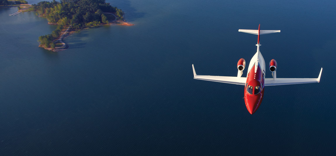Honda begins HondaJet Elite deliveries