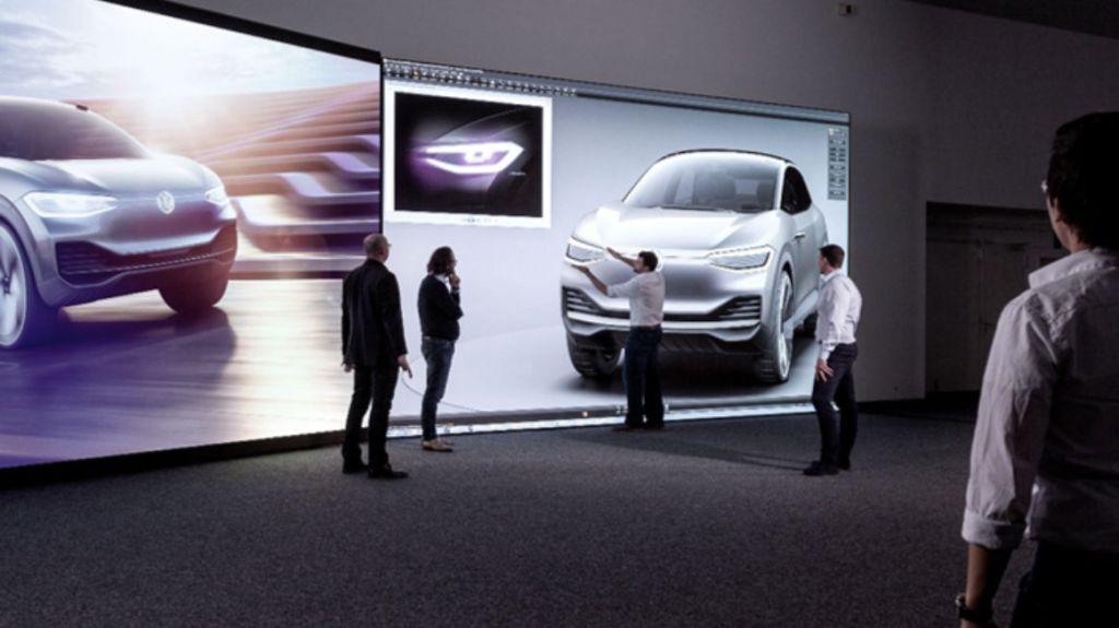 Volkswagen Design focuses on working digitally