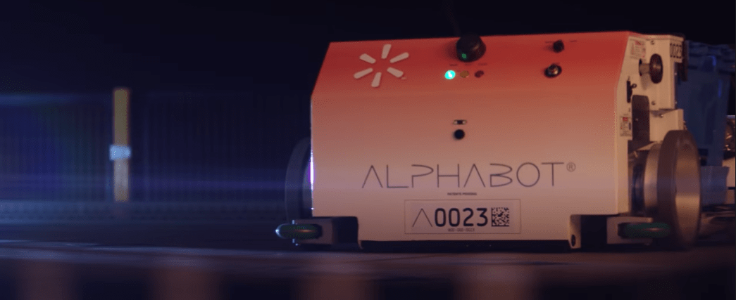 Walmart testing new warehouse robot from startup Alert Innovation