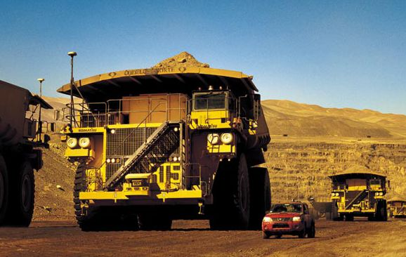 Komatsu autonomous trucks 'increase productivity by 34 percent' at Rio Tinto
