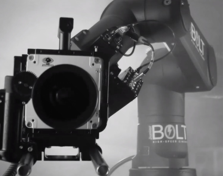 MRMC showcases robotic camera operation solutions at IBC