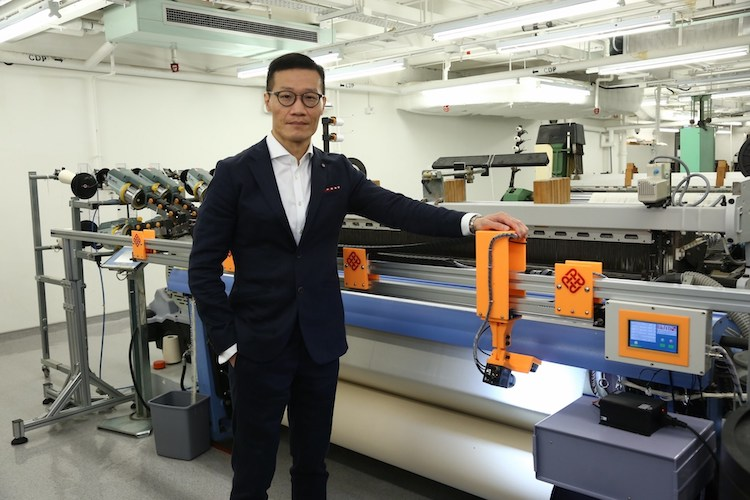 Hong Kong university develops automated quality control system for textiles industry