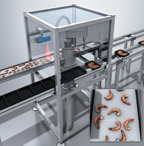 Sick launches 3D camera for robotic belt picking applications