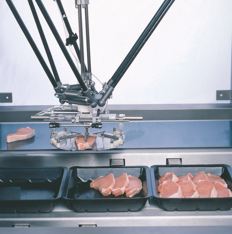 ABB launches new robotic systems for food and beverage industry at PackExpo