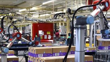 Universal Robots opens authorised training centres in North America