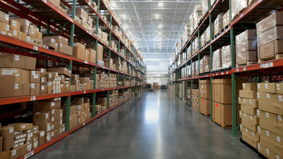 warehouse Hitachi