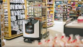 SoftBank and ICE Robotics launch Whiz commercial autonomous
