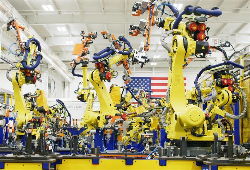 jr automation industrial robots