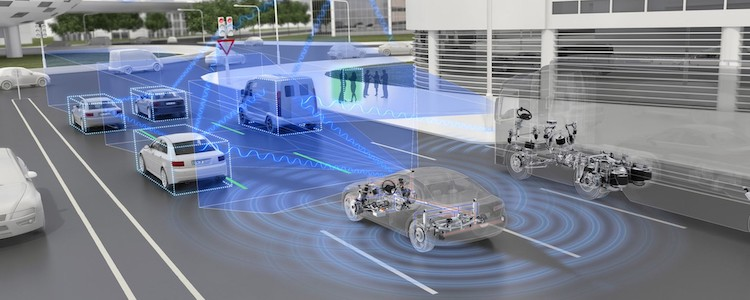 ADAS: Top 40 advanced driver assistance systems companies