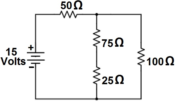 Series, Parallel, and Series/Parallel circuit resistance