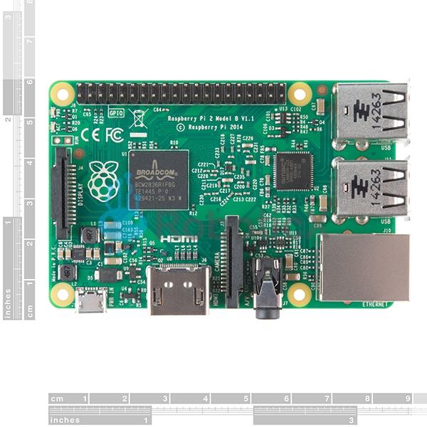Raspberry Pi - Model B-02
