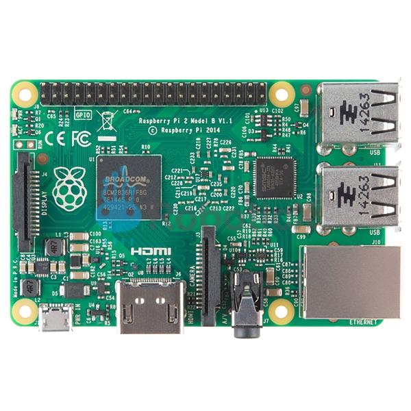 Raspberry Pi - Model B-04