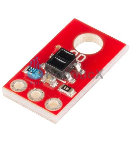 Line Sensor Breakout - QRE1113 (Digital) -01