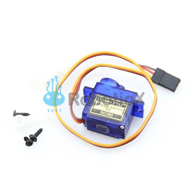 Micro servo-01