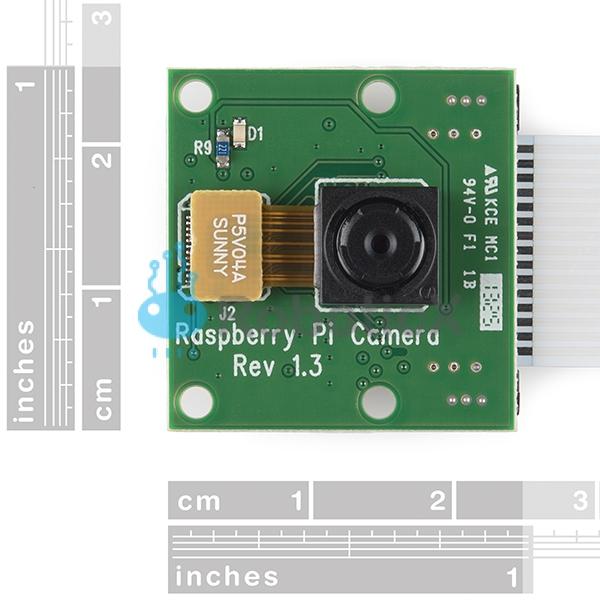 Raspberry Pi Camera Module-01