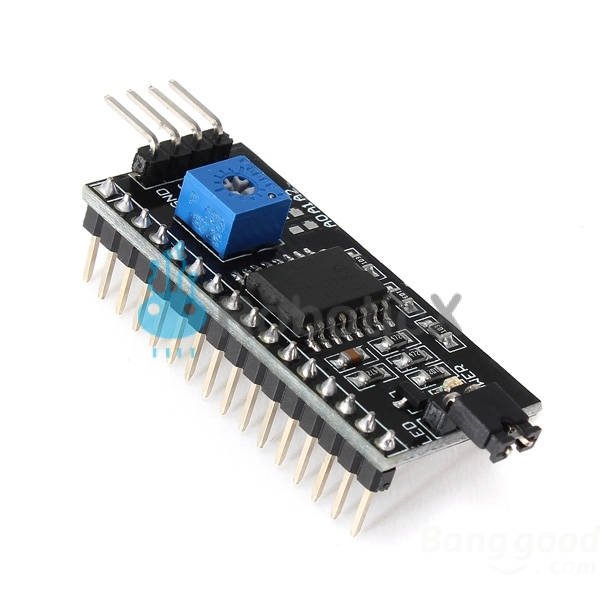 Serial Interface For LCD -03