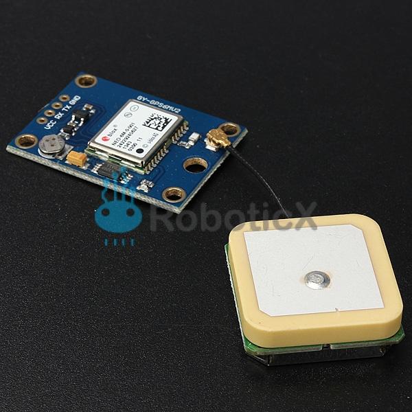 Ublox NEO-6M GPS-02