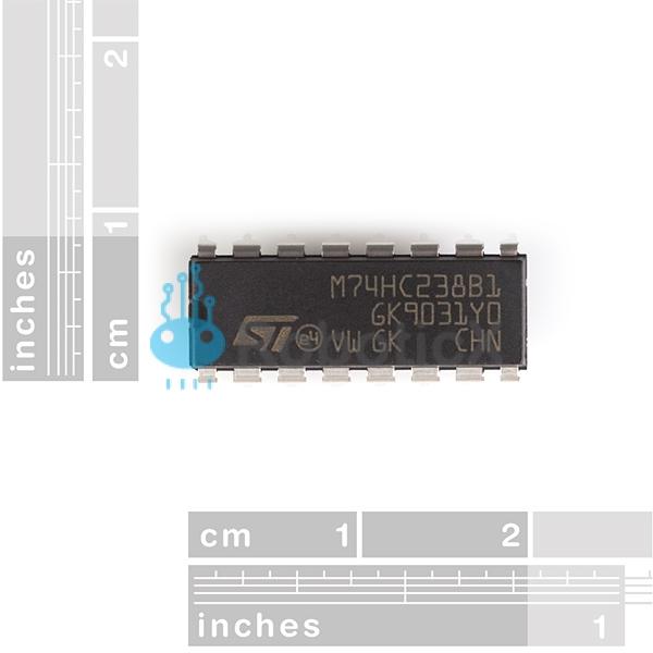 74HC138 -03