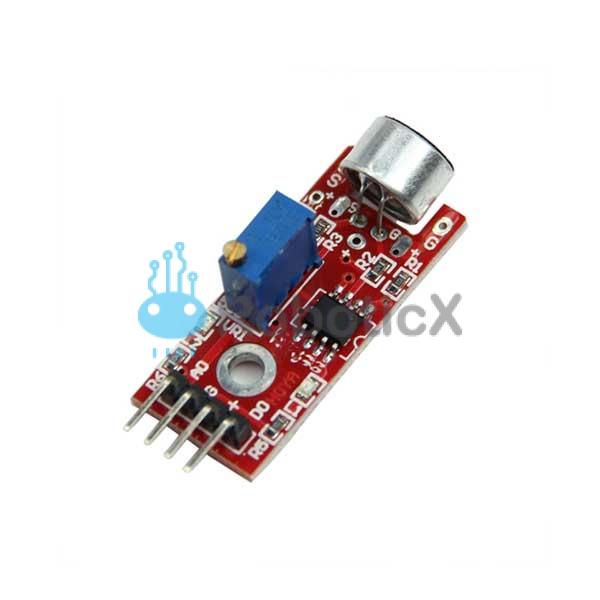 Analog Sound Sensor module-02
