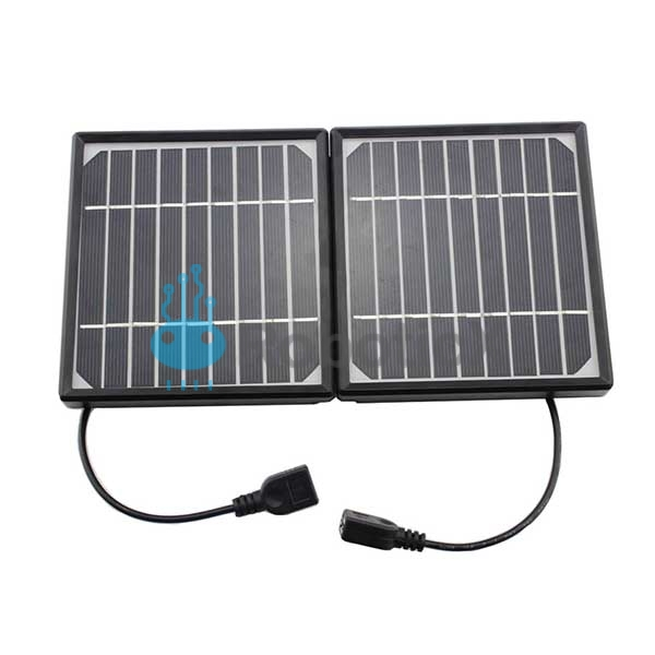 Foldable Solar Panel- 5W 5V -02