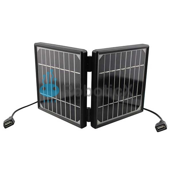 Foldable Solar Panel- 5W 5V -04