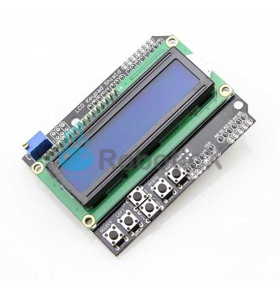 LCD Keypad 01