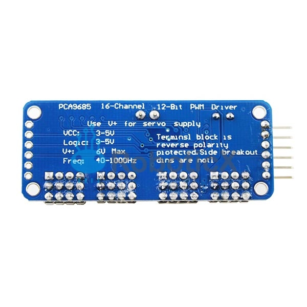 16 Channel PWM Servo Driver -03