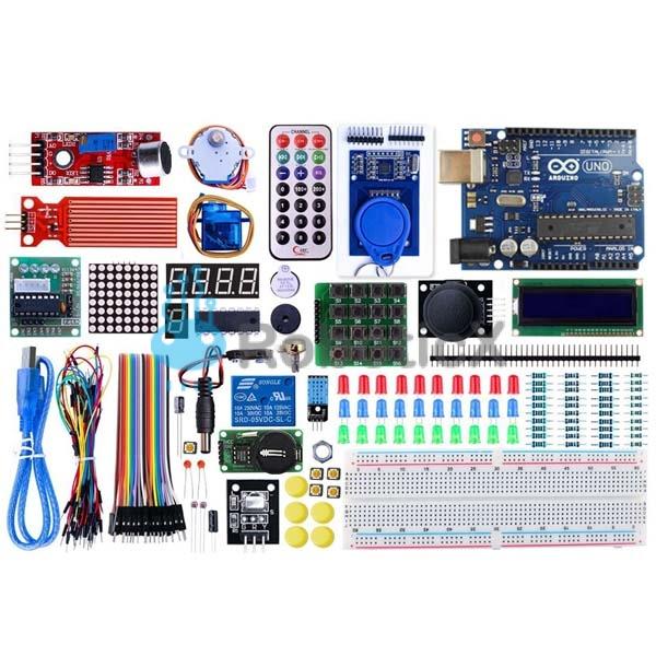 Leaper - arduino kit - 01