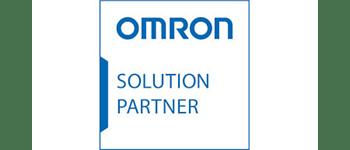 Omron Solution Partner Logo